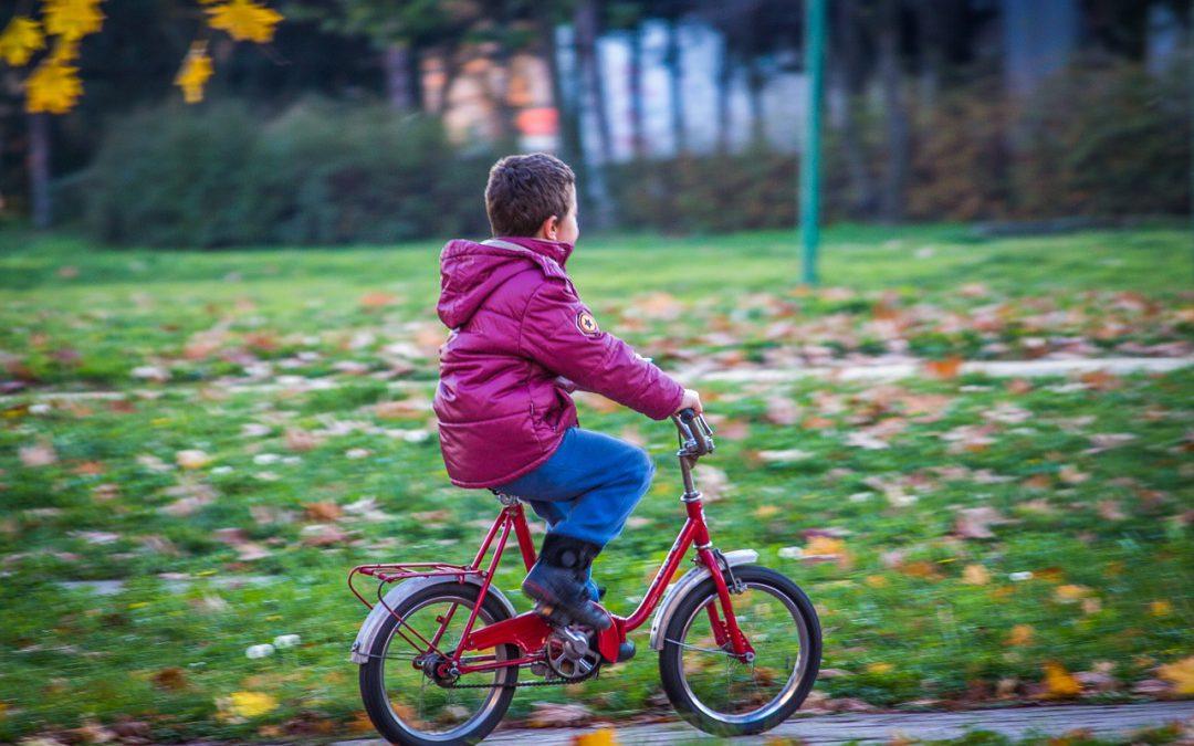 Dziecko na rowerze – pieszy ?!